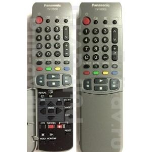 Пульт ДУ PANASONIC EUR51941, для моноблока PANASONIC TX-14GV1C, TX-21SV1C (TV-VIDEO)