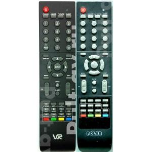 Пульт ДУ для телевизора VR LT-32N06V,Polar LT-19L03V