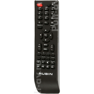 RUBIN RC-A06 пульт для телевизор RUBIN RB-26SL1U