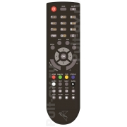 Пульт ДУ Globo E-RCU-015, для цифровой приемник Globo HD X8 (CONTINENT ТВ,  Телекарта HD X8)