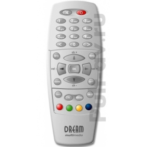 DREAM Dreambox DM500S пульт для спутниковый ресивер Dreambox
