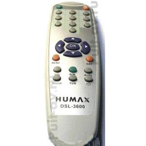 Не оригинальный пульт ДУ для спутниковый ресивер Humax DSL-3600