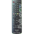 SHARP 076B0RV011 (076B0MQ051), пульт для телевизор SHARP LC-26SB24U