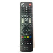 Оригинальный пульт ДУ SHARP GB067WJSA (RRMCGB067WJSA), для телевизор SHARP LC60LE651RU