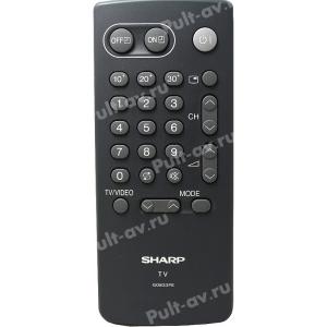Оригинальный пульт SHARP G0833PESA, для телевизор SHARP14BN1