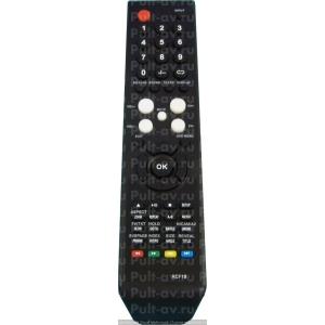Пульт ДУ SUPRA RCF1B, HYUNDA, для телевизор SUPRA STV-LC1515WD, STV-LC3215WD