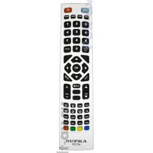 Пульт ДУ Supra RC21W, RC23W, для телевизора Supra STV-LC16810WL