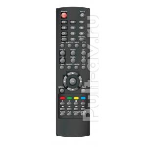 Пульт ДУ SUPRA SDT-100 для приемник цифровых эфирных каналов DVB –T