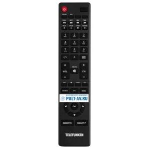 Не оригинальный пульт Telefunken TF-LED32S4, TF-LED32S34