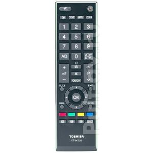 TOSHIBA CT-90326, пульт для телевизор TOSHIBA 32AV605PR, 32EL833R