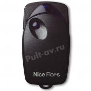 Пульт Брелок NICE FLO1 R-S